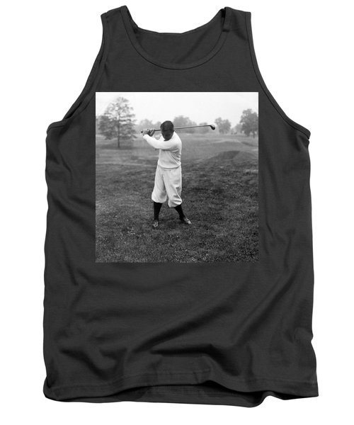 Tank Top featuring the photograph Gene Sarazen - Professional Golfer by International  Images