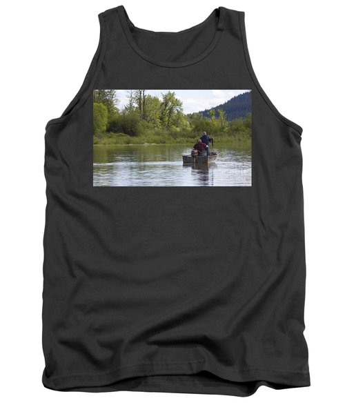 Tank Top featuring the photograph Gotcha by Nina Prommer