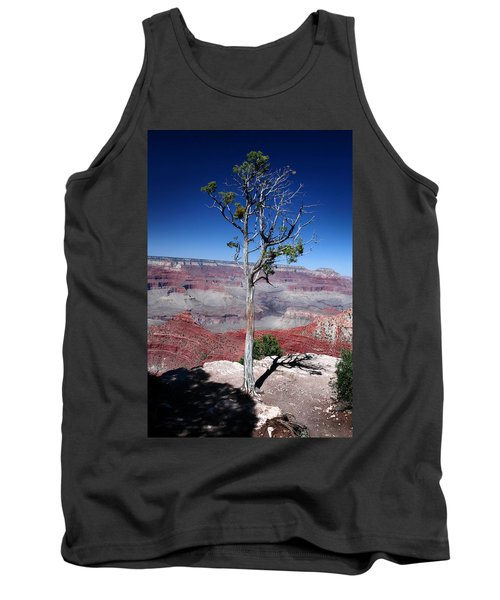 Tank Top featuring the photograph Grand Canyon Number Two by Lon Casler Bixby