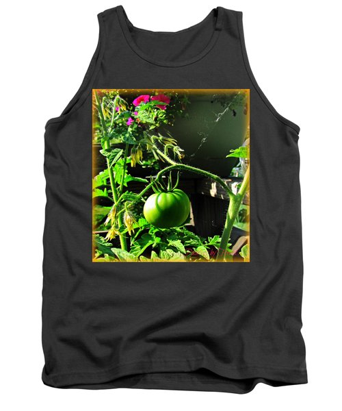 Green Tomatoes Tank Top