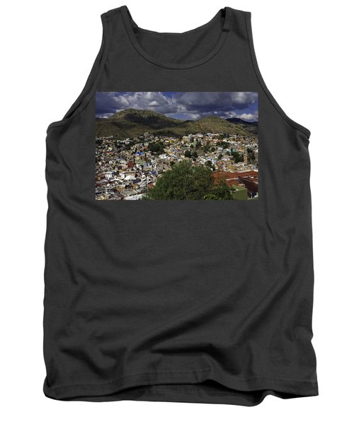 Tank Top featuring the photograph Guanajuato Vista No. 1 by Lynn Palmer
