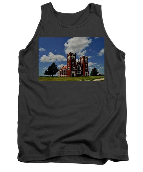 Tank Top featuring the photograph Heavenly Sky by Brian Duram