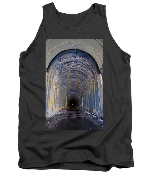 Hidden Tunnel Tank Top