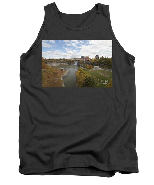 Tank Top featuring the photograph High Falls by William Norton
