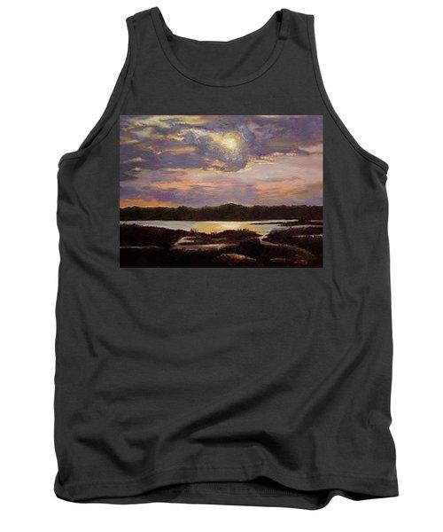 Hilton Head Sunset Tank Top