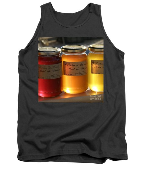 Tank Top featuring the photograph Honey by Lainie Wrightson