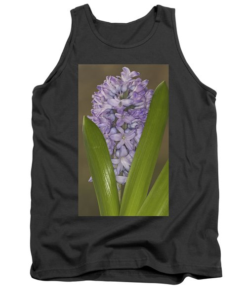 Hyacinth In Full Bloom Tank Top