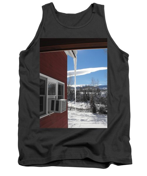 Ice In Motion Tank Top