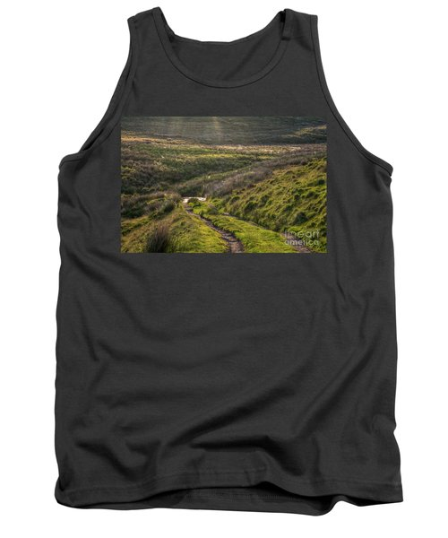 Icy Track Tank Top