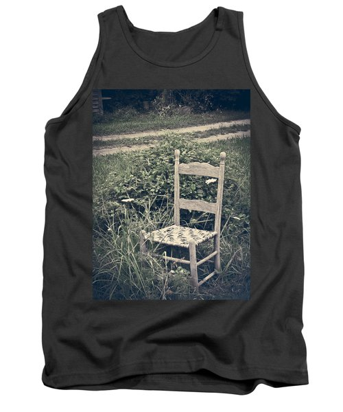 In The Moment Tank Top