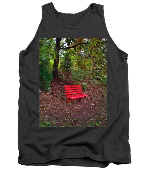 Tank Top featuring the photograph Inviting by Janice Spivey