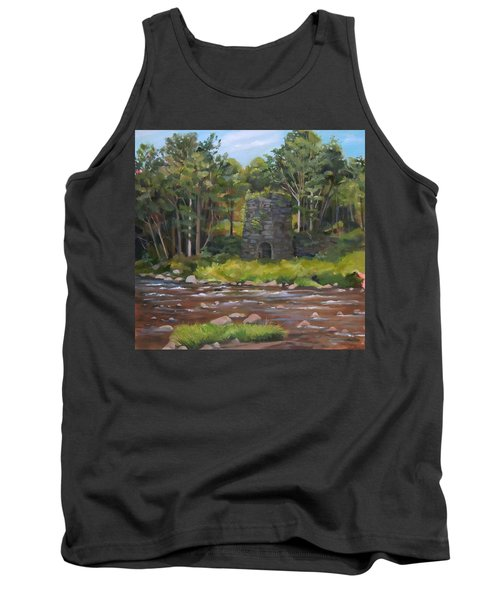 Iron Furnace Of Franconia New Hampshire Tank Top