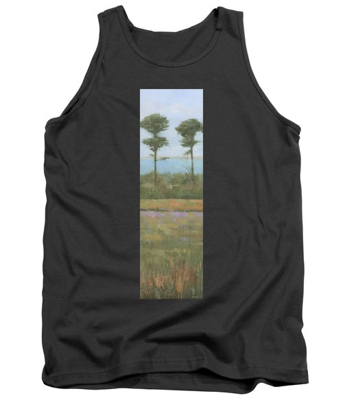 Island Twins Tank Top by Steve Mitchell