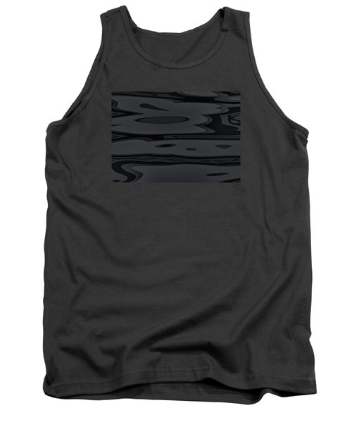 Tank Top featuring the digital art Iturortu by Jeff Iverson