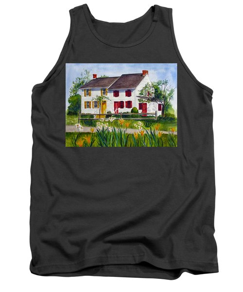 John Abbott House Tank Top