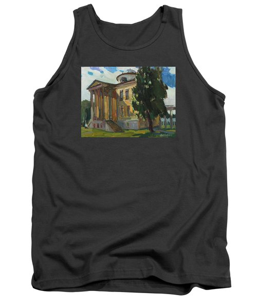 July Day In Russian Estate Tank Top