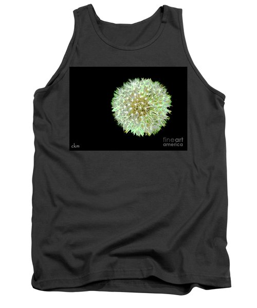 Tank Top featuring the photograph Just Dandy by Cindy Manero