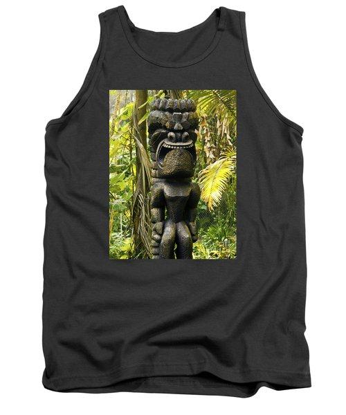 Ku - God Of War Tank Top