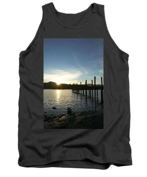 Lake District Sunset Tank Top