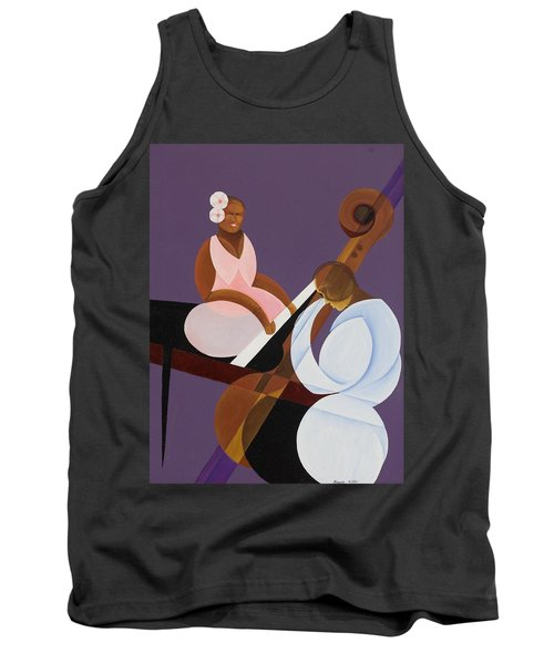 Lavender Jazz Tank Top