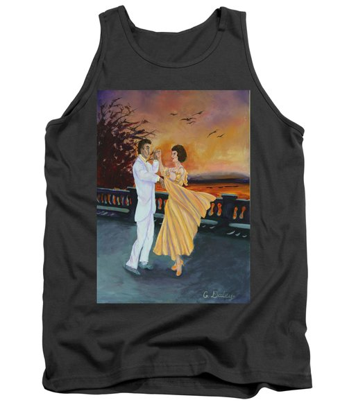 Let's Dance Tank Top