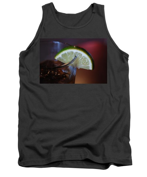 Lime Time Tank Top