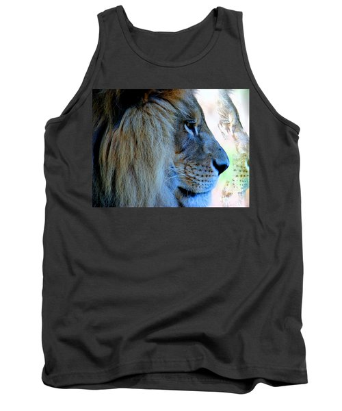 Lion King Tank Top