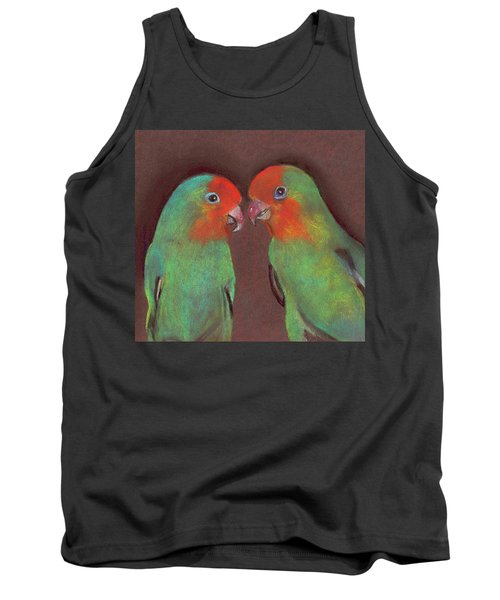Lovebirds Tank Top