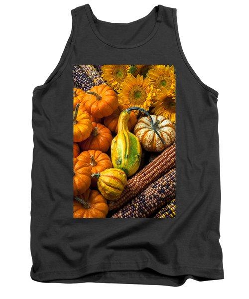 Lovely Autumn Tank Top