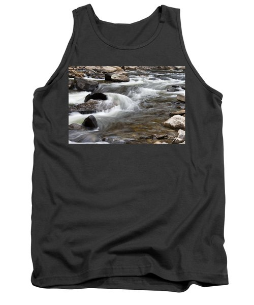 Loyalsock Creek Gentle Rapids Tank Top