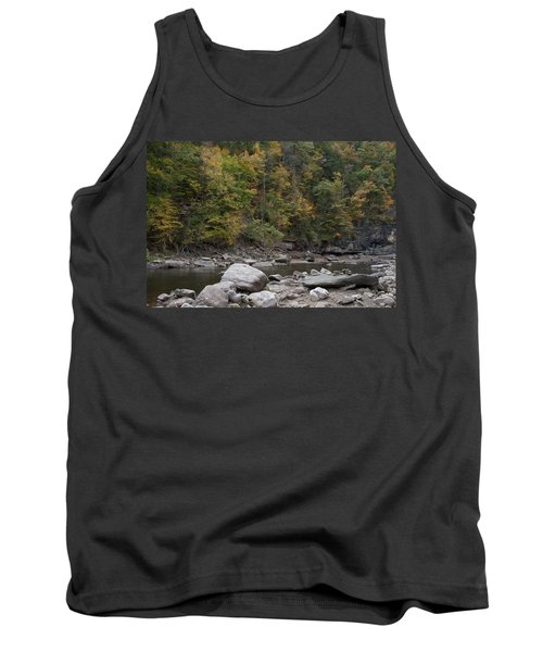 Loyalsock Creek Worlds End State Park Tank Top