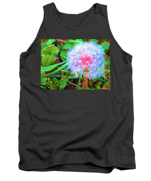 Tank Top featuring the photograph Make A Wish by Susan Carella