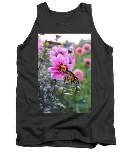 Tank Top featuring the photograph Making Things New by Michael Frank Jr