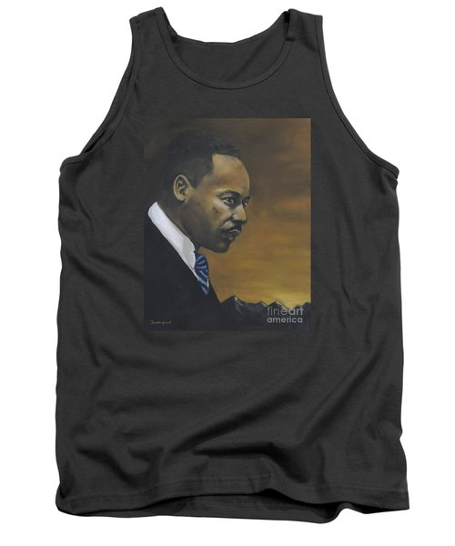 Martin Luther King Jr - From The Mountaintop Tank Top
