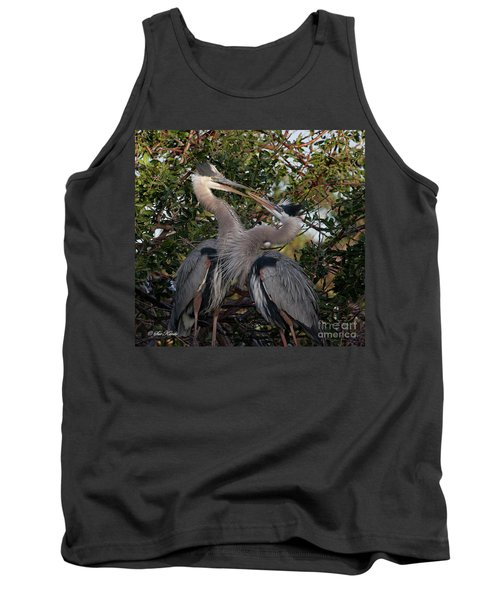 Mating Discussion Tank Top