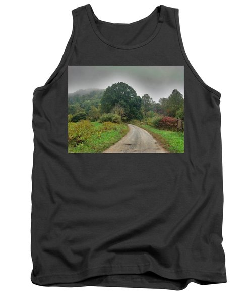 Tank Top featuring the photograph Mills Ridge by Janice Spivey