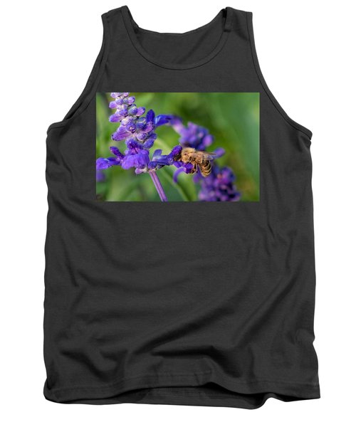 Tank Top featuring the photograph Mmmm Honey by Tom Gort