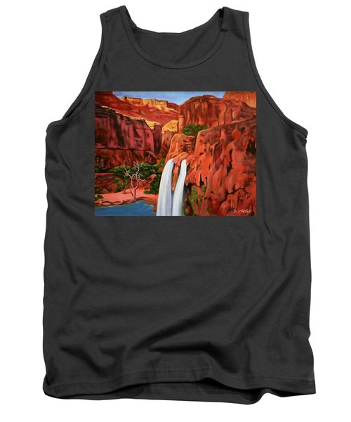Morning In The Canyon Tank Top