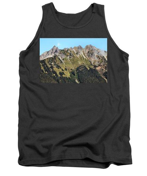 Mount Baker National Forest Tank Top