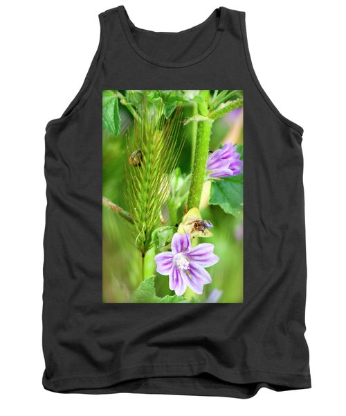 Tank Top featuring the photograph Natural Bouquet by Pedro Cardona