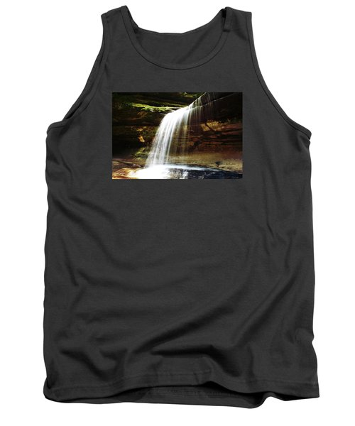 Nature In Motion Tank Top by Milena Ilieva