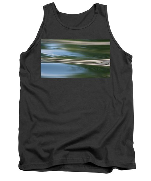 Nature's Reflection Tank Top by Cathie Douglas