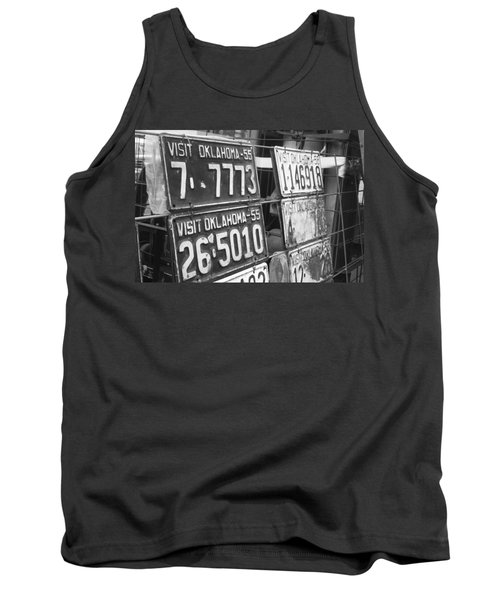 Oklahoma 1955 Tank Top