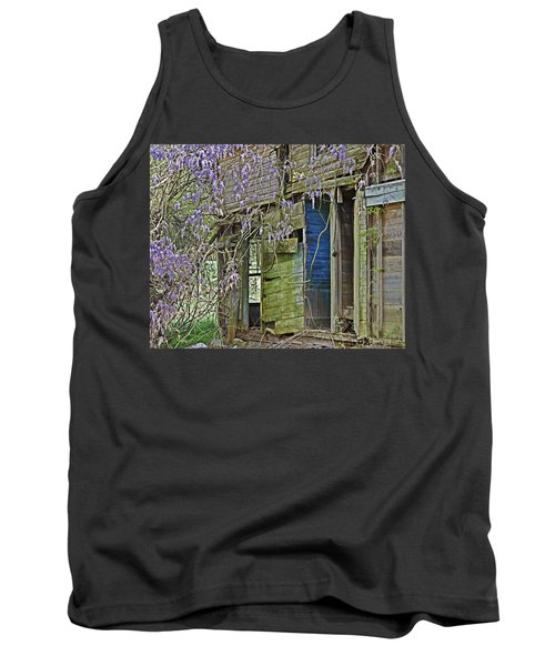 Old Abandoned House Tank Top