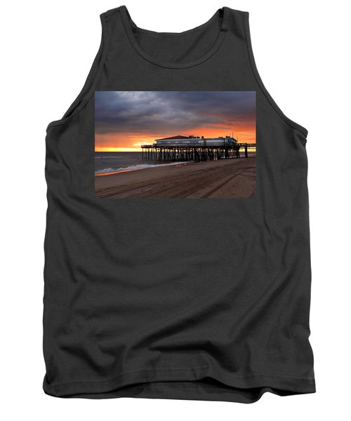 Old Jennettes Pier Tank Top