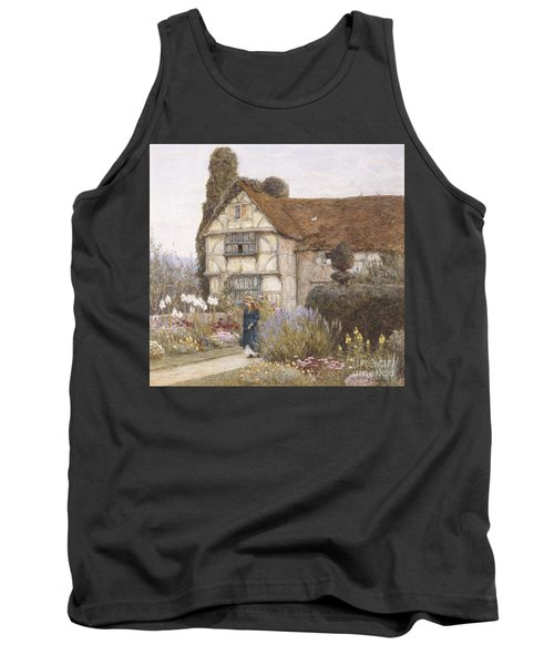 Old Manor House Tank Top