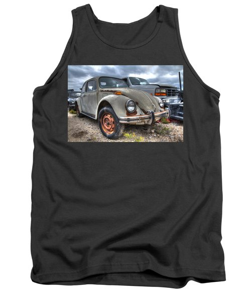 Old Vw Beetle Tank Top