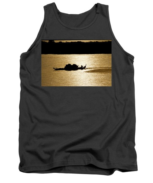 On Golden Waters Tank Top