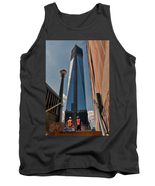 One Wtc First Look Tank Top