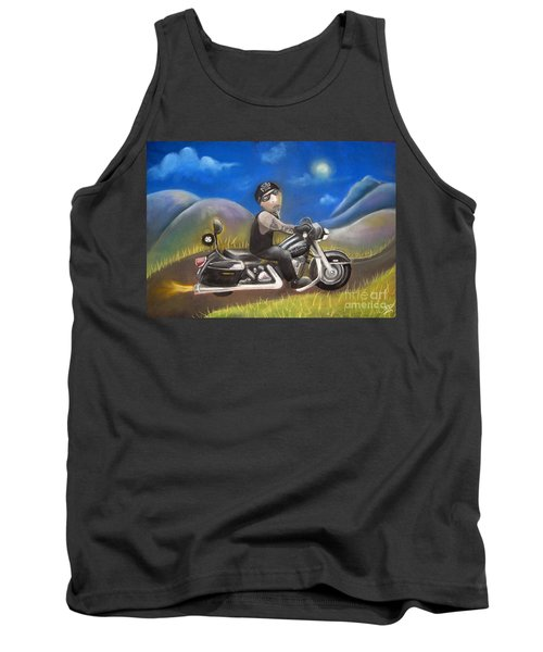 Out On The Road Tank Top